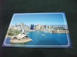 NAVE SHIP AERIAL  VIEW OF SYDNEY AUSTRALIA - Sydney