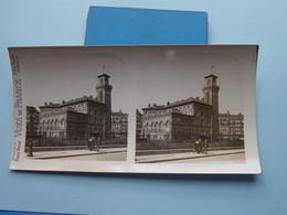 PARIS : Institut Océanographique : S. 3 - 3115 ( Maison De La Bonne Presse VUES De FRANCE ) Stereo Photo ! - Photos Stéréoscopiques