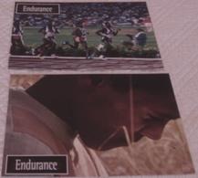 LOT 6 PHOTOS EXPLOITATION FILM ENDURANCE GEBRESELASSIE JEUX OLYMPIQUES 1996 ATLANTA COURSE ATHLETISME - Fotos