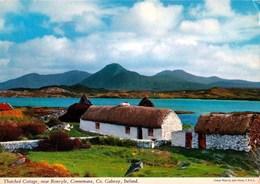 Irlande Tchatched Cottage,near Renvyle, CONNEMARA, Co. GALWAY  2/62  BE - Galway