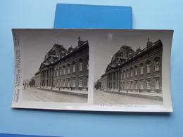 PARIS : L'Ecole MILITAIRE : S. 4 - 3101 ( Maison De La Bonne Presse VUES De FRANCE ) Stereo Photo ! - Photos Stéréoscopiques