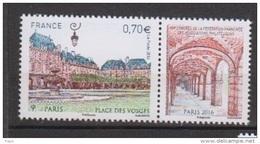 2016-N°5055** PLACE DES VOSGES - France