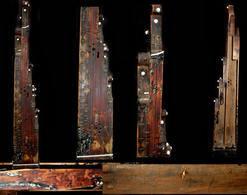 """Superbe""""guitare"""" Tsigane Hongroise Signée De 1845 - Instruments De Musique"""