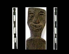 Ancienne échelle Tanga Du Timor / Old Timur Traditionnal Ladder - Art Africain