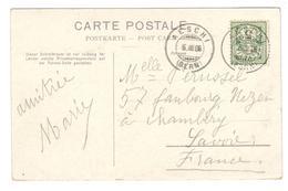 10478 - AESCHI - 1882-1906 Armarios, Helvetia De Pie & UPU