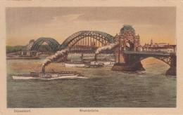 DUSSELDORF / RHEINBRUCKE - Duesseldorf
