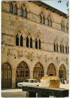 Cordes: FIAT 850 - La Maison Du Grand Fauconnier - (Tarn) - Toerisme
