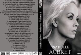 DVD ISABELLE AUBRET VOLUME 1 - Concert Et Musique
