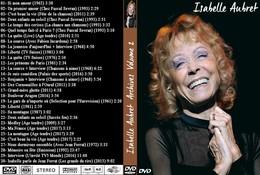 DVD ISABELLE AUBRET VOLUME 2 - Concert Et Musique