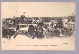 C P A Du 04- ORAISON -Hippodrome De La Durance -Les Courses - Francia