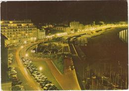 Les Sables D'Olonne: CITROËN DS, PEUGEOT 404, CABRIOLET, SIMCA 1000, ARONDE, MERCEDES W110 - Effet De Nuit, Remblai - Toerisme