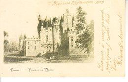 REGNO UNITO - SCOZIA - Chateau De Doune, Scritta 1903 - 2018-4-234 - Scozia