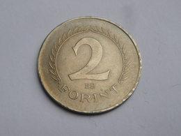 Hongrie 2  Forint  1957  Km#556  Cupronickel    TTB+ - Hongrie