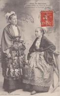 LANDIVISIAU - Jeunes Filles Du Pays De Léon - Costumes De Fête - Landivisiau