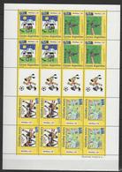 Argentina 1994 Football Soccer World Cup Sheetlet MNH - World Cup