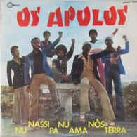 Os Apolos -Nu Nassi Pa Nu Ama Nos Terra -sans Pochette-  Cap-Vert - World Music