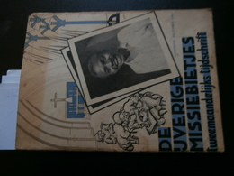 De Ijverige Missiebietjes Nov 1955, Kongo, Kamina, Moerkerke, Pittem, G Bomans - Livres, BD, Revues