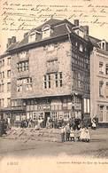 Liège - L'ancienne Auberge Du Quai De La Goffe (top Animation 1907, DTC) - Liege