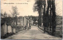 78 L'ETANG LA VILLE - La Chaussée De L'étang - France