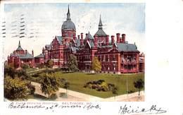 Johns Hopkins Hospital, Baltimore, MD (E C Kropp 1906) - Baltimore