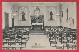 Spy - La Chapelle Des Congrégations à L'intérieur De L'église ( Voir Verso ) - Jemeppe-sur-Sambre