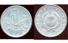 HONGRIE 1 Forint  1980 - Hongrie