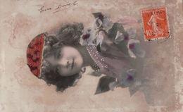 5350A       ENFANT   ECRITE - Humorous Cards
