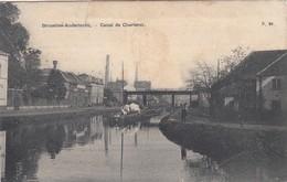 BRUXELLES / BRUSSEL / ANDERLECHT / LE CANAL DE CHARLEROI / PENICHES - Anderlecht