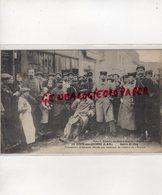 77 - LA FERTE SOUS JOUARRE - GUERRE 1914- PRISONNIERS ALLEMANDS QUI TENTERENT DE S' ENFUIRENT DE L' HOPITAL-1915 - La Ferte Sous Jouarre