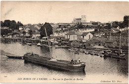 Péniche - Les Bords De L' Erdre - Vue Sur Le Quartier De Barbin  (110323) - Arken