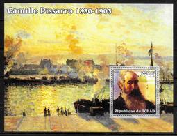 TCHAD   BF 108 * * ( Cote 9e )   Tableaux  Camille Pissarro - Künste