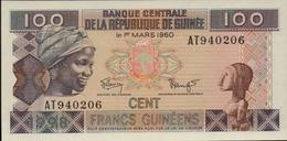 GUINEE 100 FRANCS GUINEENS De 1998  PICK 35  UNC/NEUF - Guinée