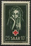 Sarre, N° 292** Y Et T - 1947-56 Occupation Alliée