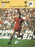Fiche Editions Rencontre Graziani Francesco - Football