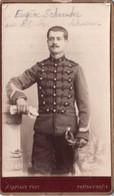 PHOTO  EUGENE SCHNEIDER---  HUBERT LAPLAUD PHOT. 15-17 RUE DES MARTYRS PARIS--77, RUE COMPOISE ( VILLA GUERIN ) ST DENIS - Anciennes (Av. 1900)