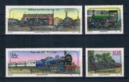 Bophuthatswana 1991 Eisenbahn Mi.Nr. 265/68 Kpl. Satz ** - Bophuthatswana