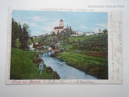 D162196  Austria O.Oe.  Haslach An Der Mühl Um 1905  Verlag Von Michael  Grünner - Litho - Autriche