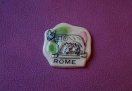 Fève 1995 Les Villes D'europe Rome (T 655) - Countries