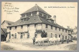 SAINT-HONOR2-les-BAINS - La Poterie - Saint-Honoré-les-Bains