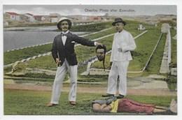 Cheefoo Pirate After Execution. - Sternberg - China (Hong Kong)