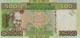 GUINEE 500 FRANCS GUINEENS De 2006  PICK 39 UNC/NEUF - Guinée