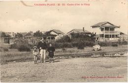34 - VALRAS PLAGE - CHALETS (CÔTÉ DE L'ORB) - Frankreich