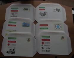 BLOCCO DI 18 AEROGRAMME ITALIA TUTTI DIVERSI - - Lotti E Collezioni