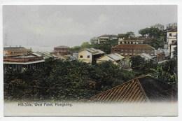Hill-Side, West Point, Hongkong. - Sternberg - China (Hong Kong)