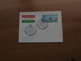 AEROGRAMME PRIMO GIORNO ITALIA 50° PRIMA LINEA AEREA CIVILE ITALIANA 1926-1976 - - Lotti E Collezioni