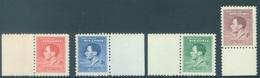 NEW GUINEA - MNH/**. - 1937 - CORONATION - Yv 58-61 -  Lot 18402 - Papouasie-Nouvelle-Guinée