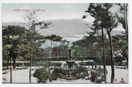 Public Garden. Hongkong. - Sternberg - China (Hong Kong)