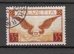 PA  1929  N°14  OBLITERE  COTE  75.00 FRS. VENDU A 15%   11.00  FRS.  CATALOGUE ZUMSTEIN - Luftpost
