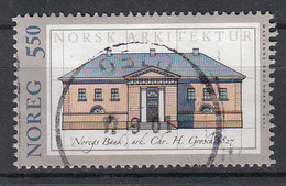 NOORWEGEN - Michel - 2001 - Nr 1387 - Gest/Obl/Us - Norvège