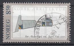 NOORWEGEN - Michel - 2001 - Nr 1388 - Gest/Obl/Us - Norvège